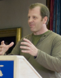 Paul Lieberstein '89 visited Hamilton in 2010.
