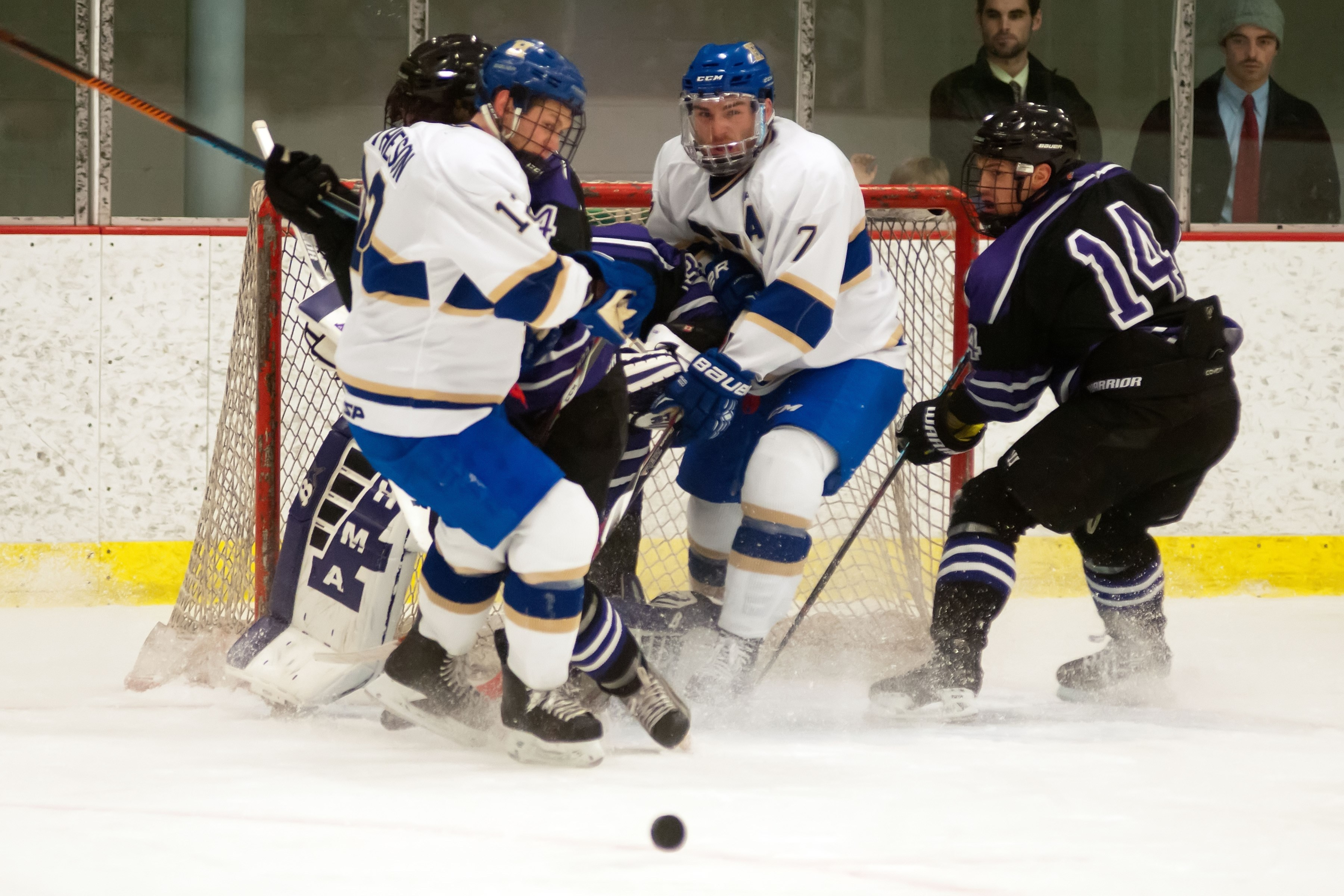 Men's hockey drops non-conference game at Utica - News ...