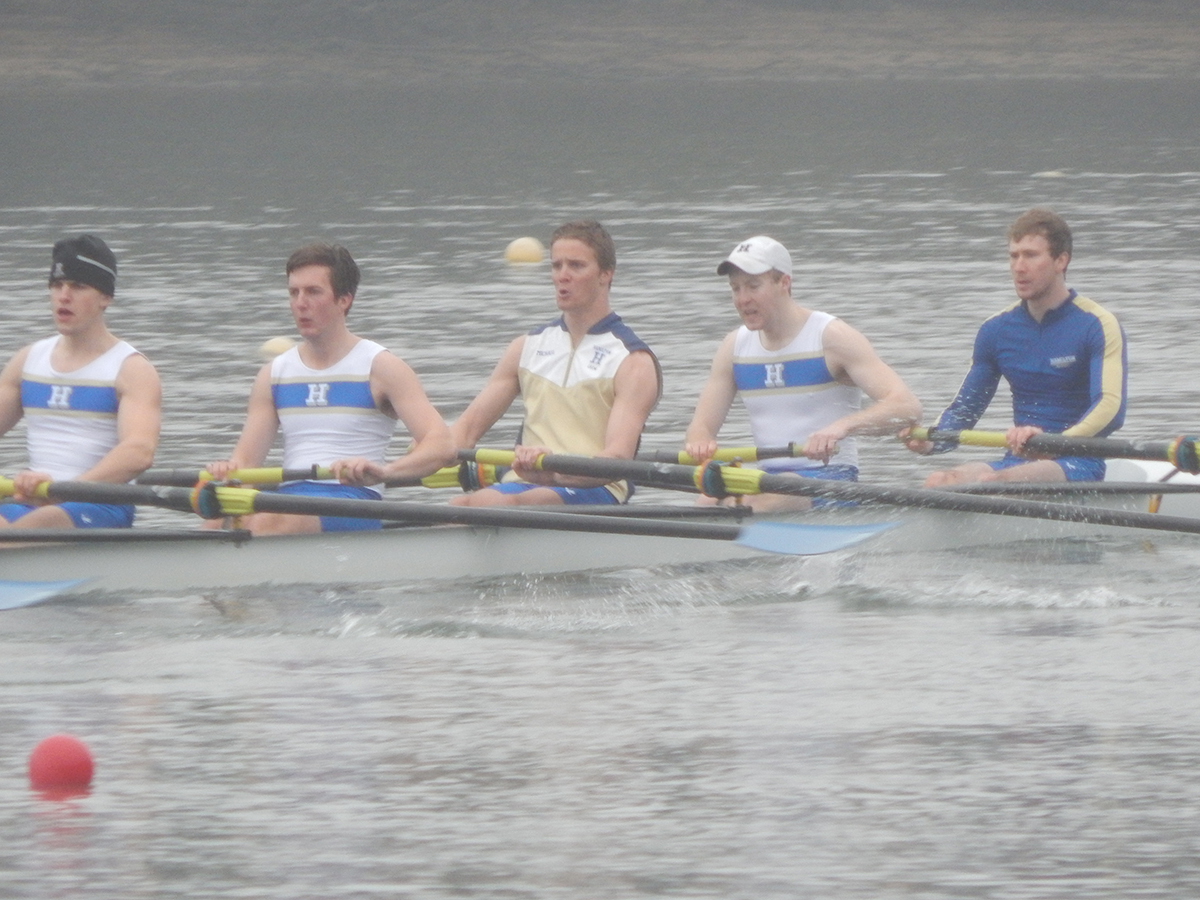 Men 39 s rowing sixth in varsity 8 at state championships for Hamilton fish library