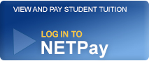 View and pay student tuition - log in to NetPay