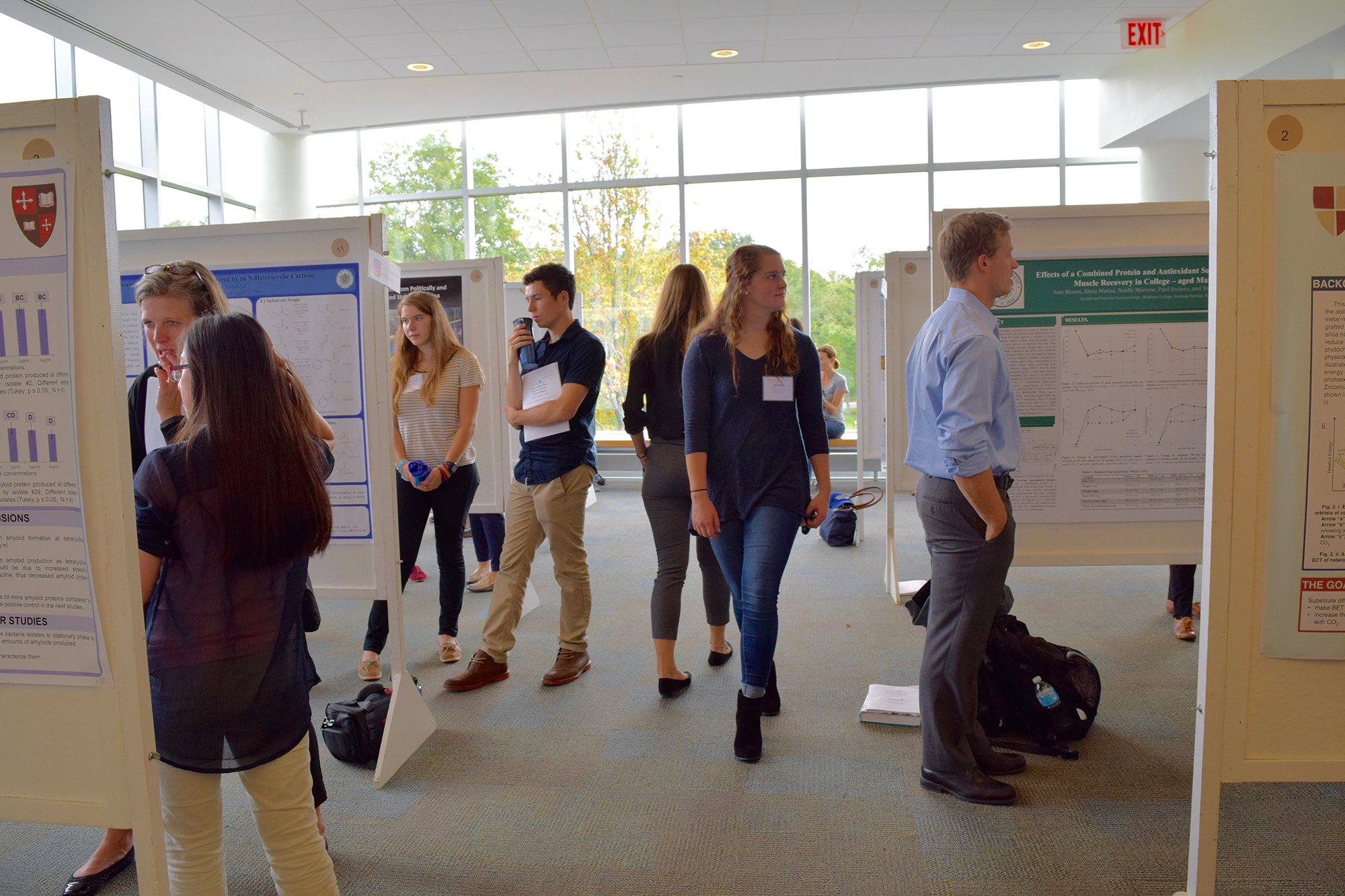 undergraduate thesis conference
