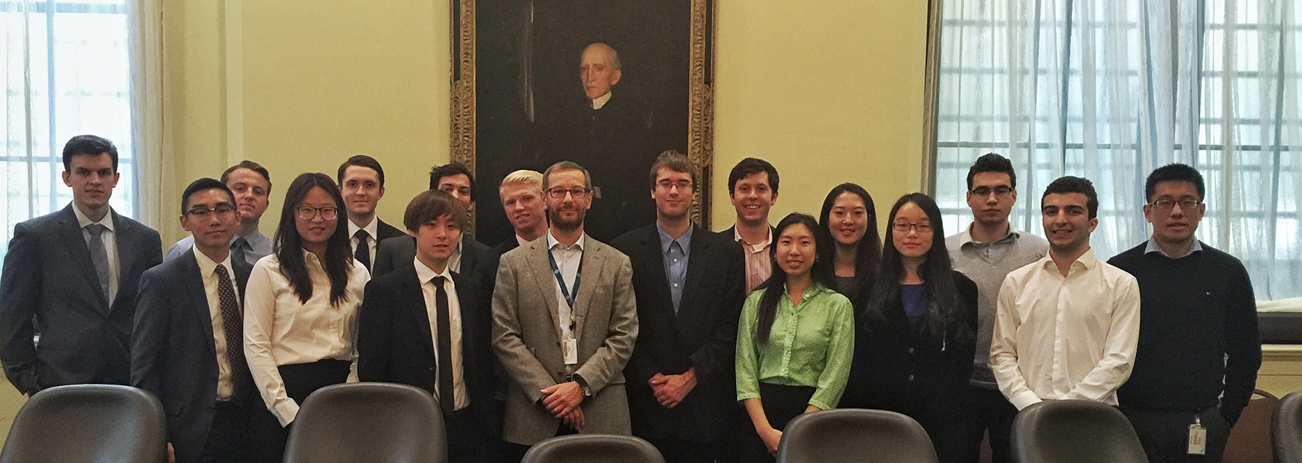Nyc Program Students Visit The Federal Reserve Bank Of New York