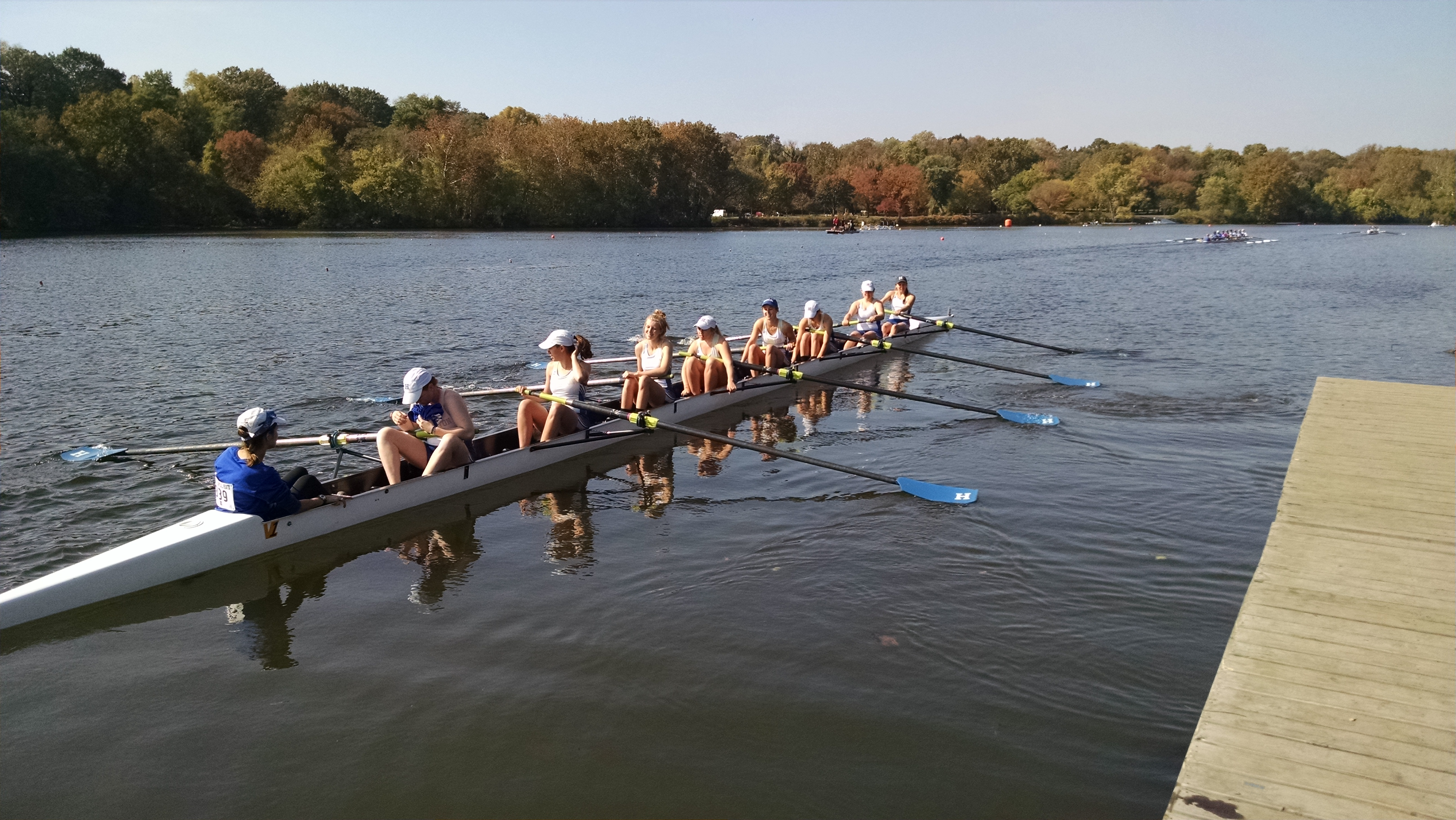Rowing Teams Race At Head Of The Schuylkill News