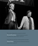 S. Ebadi and B. Kouchner