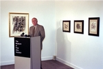 Barry was a widely regarded curator and specialist in 20th-century art and organized nearly 50 exhibitions during his career.