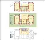 Fitness Center Floor Plans