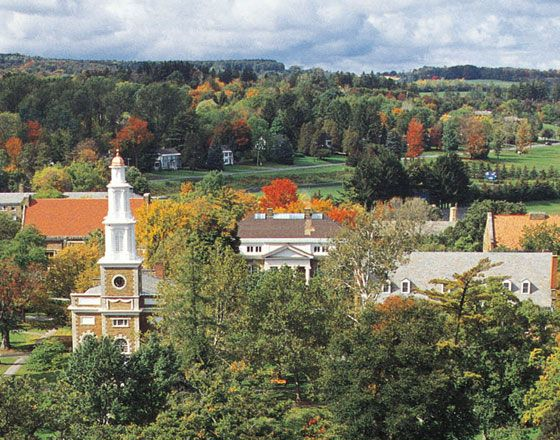 Top 25 Liberal Arts Colleges With the Best Return on Investment ...