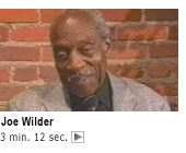 Joe Wilder video