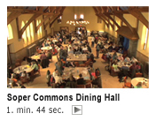 Soper Commons Dining Hall