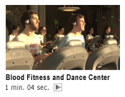 Blood Fitness and Dance Center