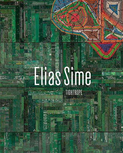 Browse Our Newest Publication: 'Elias Sime: Tightrope'